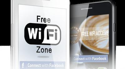 Social Wifi para clientes