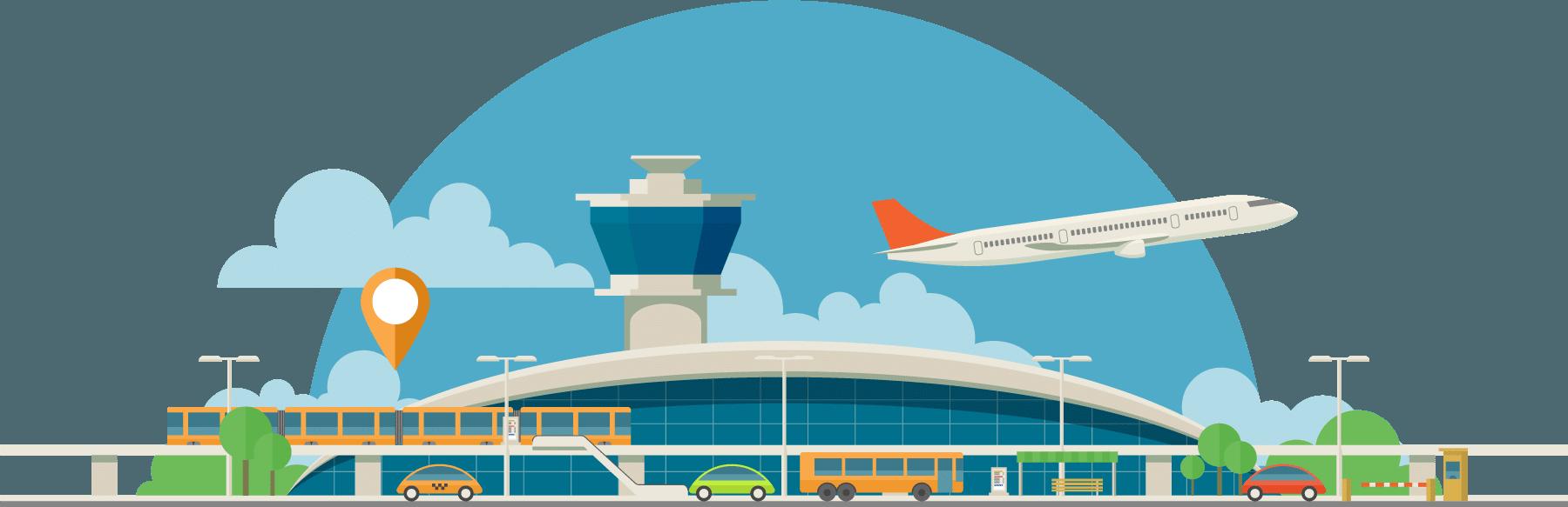 Soluções para Aeroportos