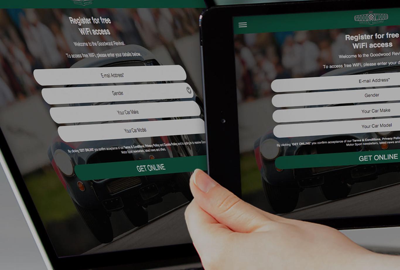 Captive Portal para acesso Social WiFi, o que é?